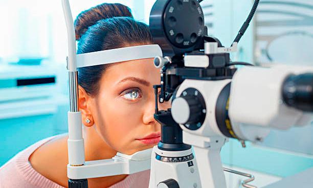 врач офтальмолог Белгород